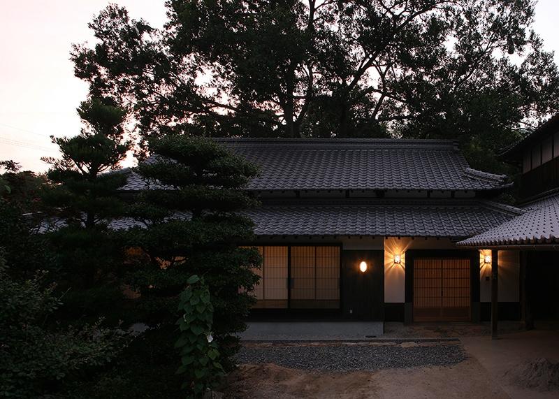 青井谷の家   佐伯工務店(香川...